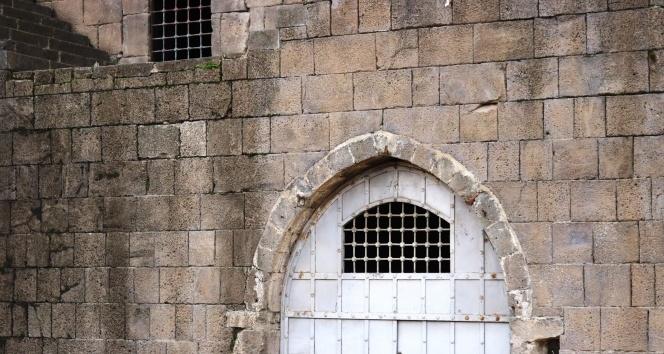 5 bin yıllık surlardaki geçitler görüntülendi