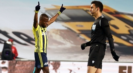Valenciadan 1 gol, 1 asist