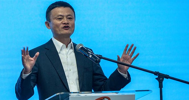 Alibaba'nın kurucusu Jack Ma, aylar sonra ortaya çıktı