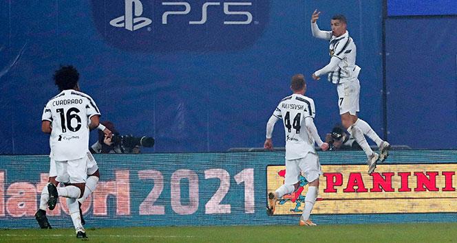 İtalya Süper Kupası Juventus'un!