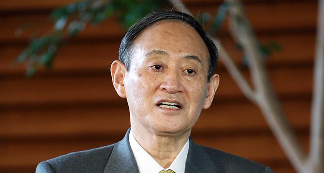 Japonya Başbakanı Suga, Biden ve Yardımcısı Harris'i tebrik etti