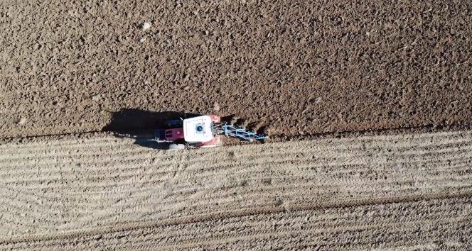 İki günlük yağış kuraklık endişesi taşıyan çiftçiye 'cansuyu' oldu