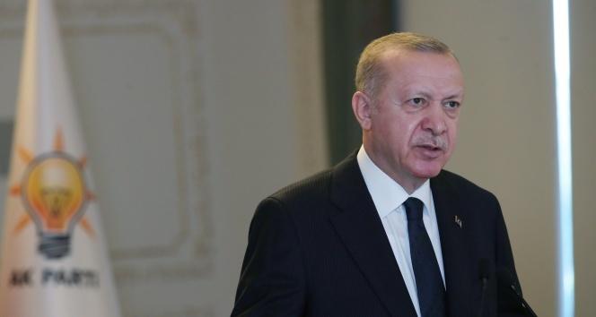 Cumhurbaşkanı Erdoğan: 'Sosyal medya silahşörleri mesele CHP olunca sus pus kesildiler'