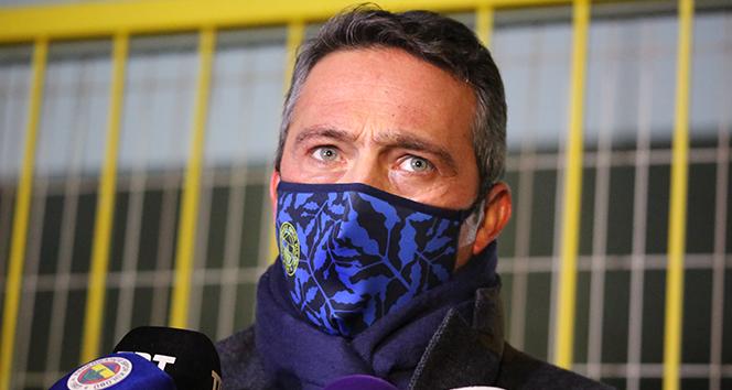 Ali Koç: 'Takımdan ayrılacaklar da var, gelecekler de olacak'