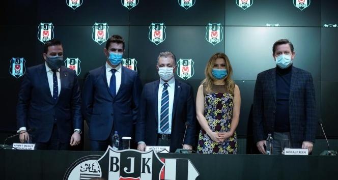 Beşiktaş Basketbol Takımı sponsorunu buldu