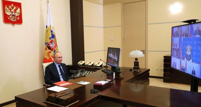 Putin, Güvenlik Konseyi üyeleri ile New START anlaşmasının uzatılmasını görüştü