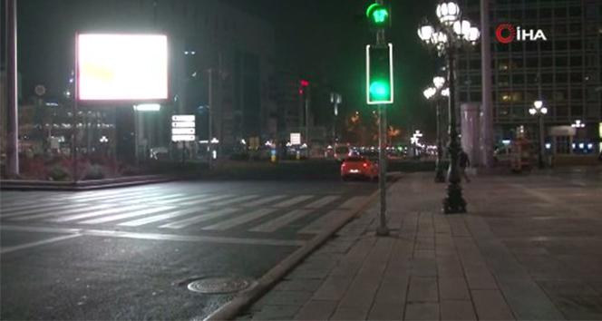 İçişleri Bakanlığı: 'Hafta sonu sokağa çıkma kısıtlaması için tüm tedbirler alınmıştır'