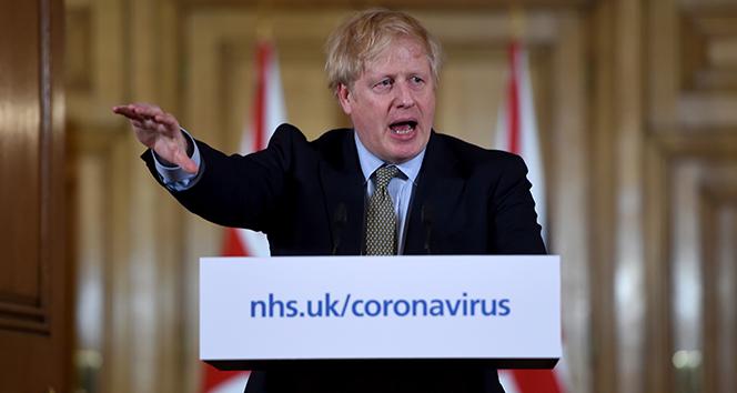 İngiltere Başbakanı Johnson: 'Mutasyon virüs daha ölümcül olabilir'