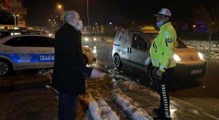 Polisten kaçarken kaza yaptı, yakalanınca aracı kullanmadığını söyledi