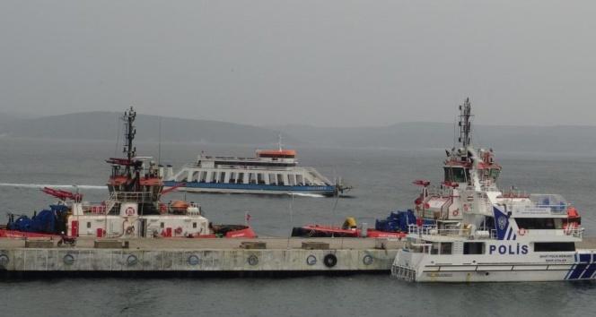 Çanakkale'de ada seferlerine fırtına engeli!