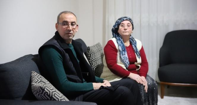 Elazığ depreminde annesini kaybetti, kızının çığlığı ile ailece kurtuldular
