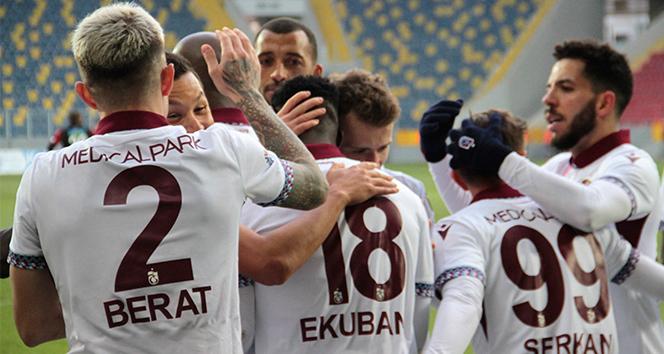 Trabzonspor yükselişini sürdürüyor!