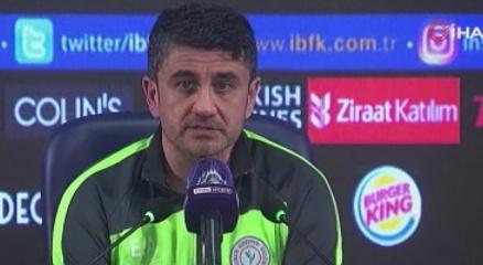 Ersin Aka: Çok iyi mücadele ettik