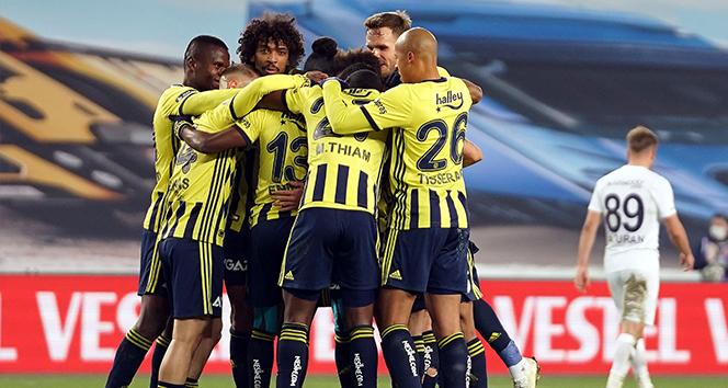 Fenerbahçe, Kayserispor karşısında galibiyet arıyor