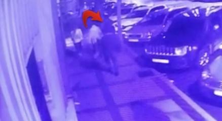 Beşiktaşta kağıt toplayıcısı dehşet saçtı: 3 yaralı