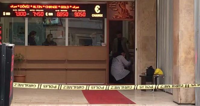 İstanbul'un göbeğinde hareketli dakikalar