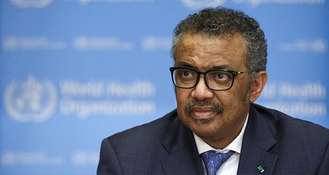 DSÖ'den ülkelere çağrı: 'Yılın ilk 100 gününde tüm sağlık çalışanlarını ve yaşlıları aşılayın'