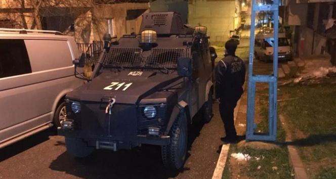 İstanbul'da 14 adreste DAEŞ'e yönelik eş zamanlı operasyon düzenlendi