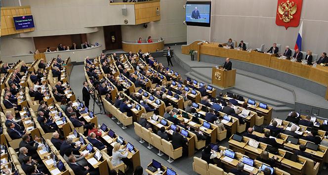 Rusya parlamentosu, New START anlaşmasının 5 yıl uzatılmasına onay verdi