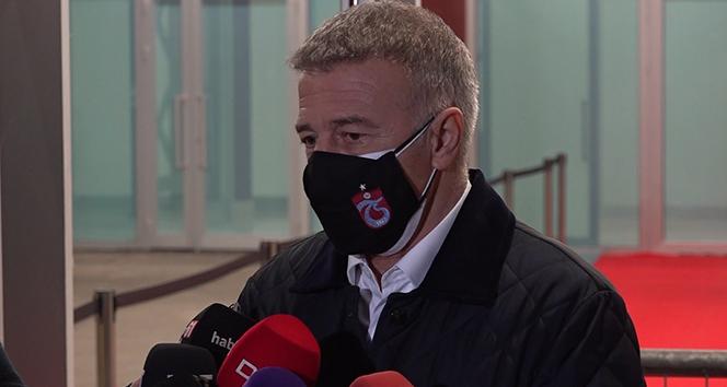 Ahmet Ağaoğlu: 'İrfan Can Kahveci ve Visca ile ilgilenmiyoruz'
