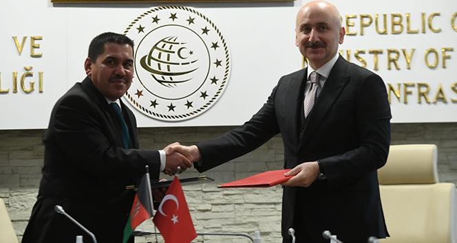 Türkiye ve Afganistan arasında 'Mutabakat Paktı' imzalandı