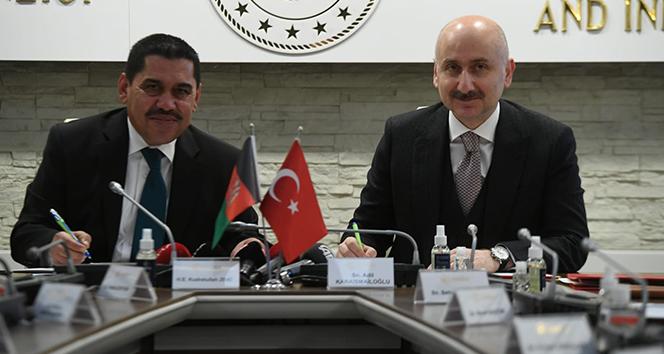 Bakan Karaismailoğlu: 'Afganistan ile mevcut iş birliğimizi geliştireceğiz'