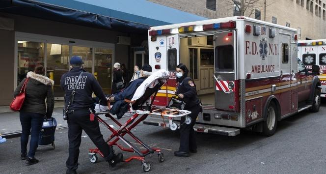 New Yorkta 25 Kasımdan bu yana en düşük vaka oranı