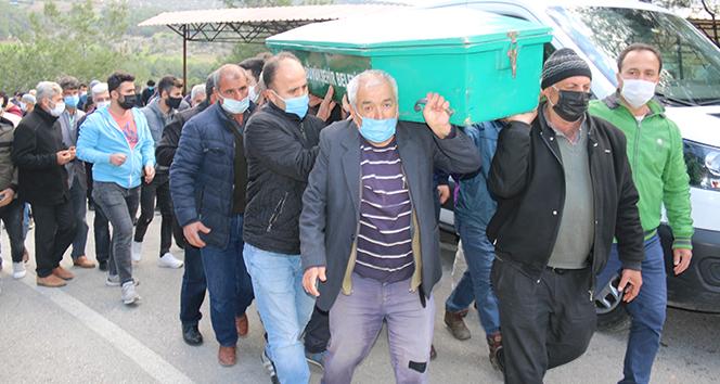 Uludağ'da ölü bulunan doktor toprağa verildi