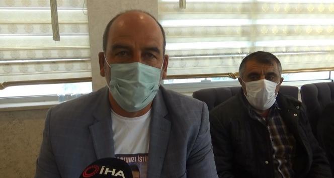 Evlat nöbetindeki babadan, Gara'ya giden HDP'li vekil Taşdemir'e tepki ile ilgili görsel sonucu