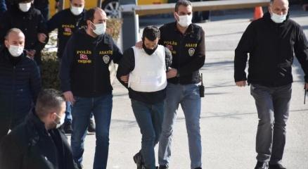 Eskişehirdeki vahşette o cani ve 3 akrabası tutuklandı