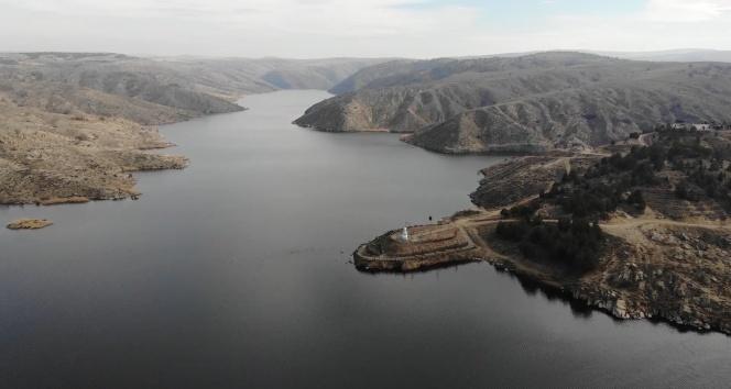 İstanbul'da baraj doluluk oranı yüzde 51.33 seviyesine yükseldi