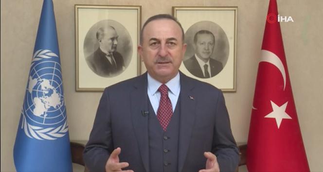Bakan Çavuşoğlu: 'PKK'nın 13 masum insanı öldürmesine dünya yine sessiz kaldı'