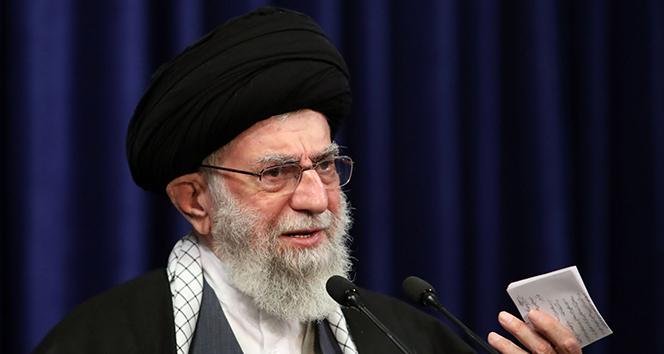 İran Dini Lideri Hamaney: 'Eğer ihtiyaç olursa uranyumu yüzde 60 zenginleştiririz'