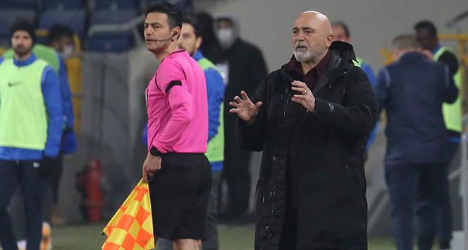 Hikmet Karaman: 'Önümüzdeki Hatayspor maçından 3 puan almak istiyoruz'