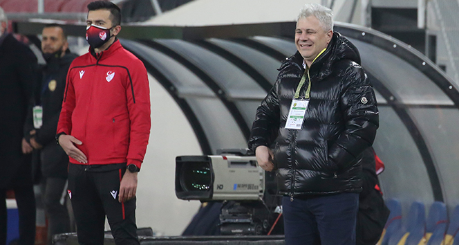 Marius Sumudica: 'Bu maçı unutup Sivas maçına iyi hazırlanacağız'