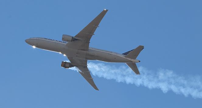 İngiltere hava sahasını Boeing 777 tipi yolcu uçaklarına geçici olarak kapattı