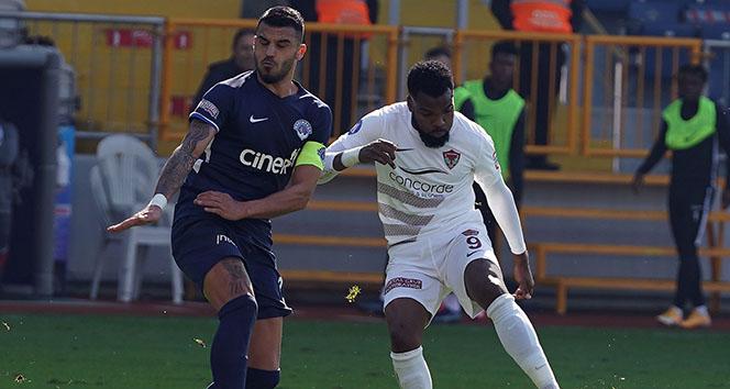 Hatayspor'un golcü oyuncusu Boupendza, 8 milyon Euro karşılığında Krasnodar'a transfer oldu