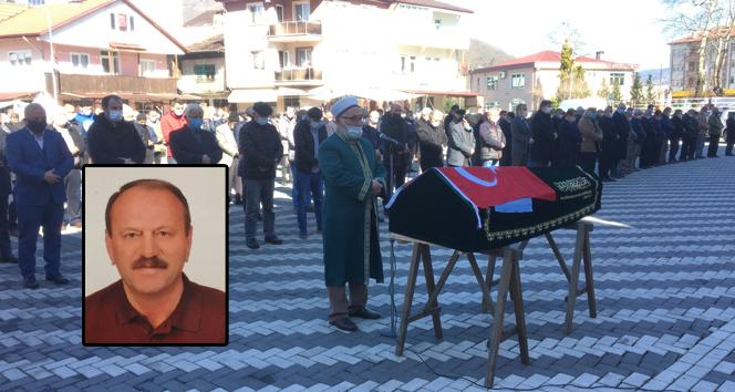 Eski Abdipaşa Belediye Başkanı Hasan Taşçı son yolculuğuna uğurlandı