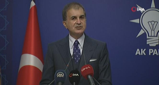 AK Parti Sözcüsü Çelik, Merkez Bankası rezervleri hakkındaki söylentilere cevap verdi