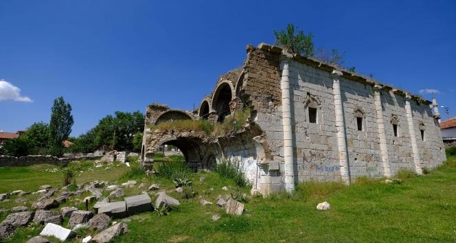 Asırlık kilise turizme kazandırılacak
