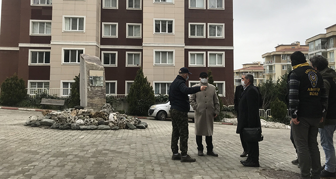 Esenyurt'ta polisten 102 siteye 'özel güvenlik' denetimi