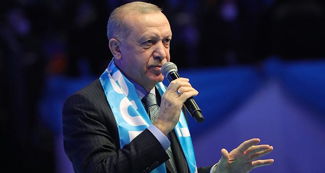 Cumhurbaşkanı Erdoğan: 'Salı günü İnsan Hakları Eylem Planı'nı milletimizle paylaşacağız'