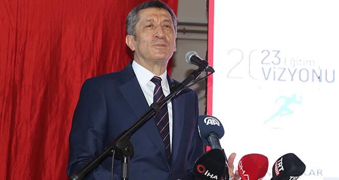 Milli Eğitim Bakanı net konuştu: 'Sağlık anlamında riske girmeyeceğiz'