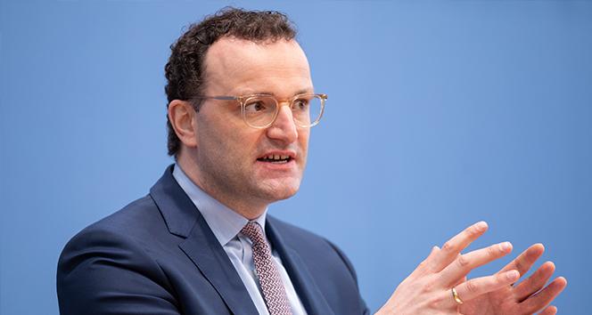 Almanya Sağlık Bakanı Spahn: 'Yaklaşık 5.7 milyon aşı yapıldı'