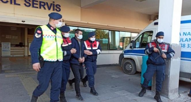 Karısını çocuklarının gözü önünde vuran koca tutuklandı