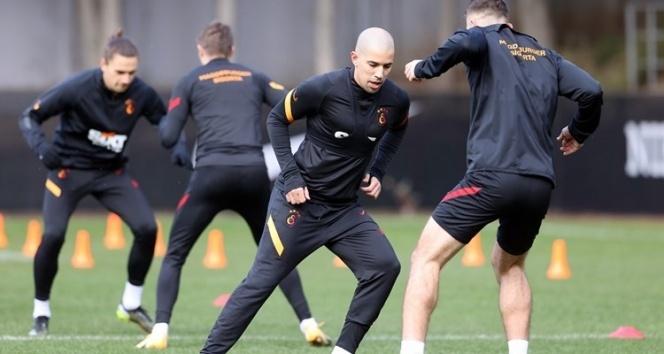 Galatasaray, MKE Ankaragücü hazırlıklarına ara vermeden başladı