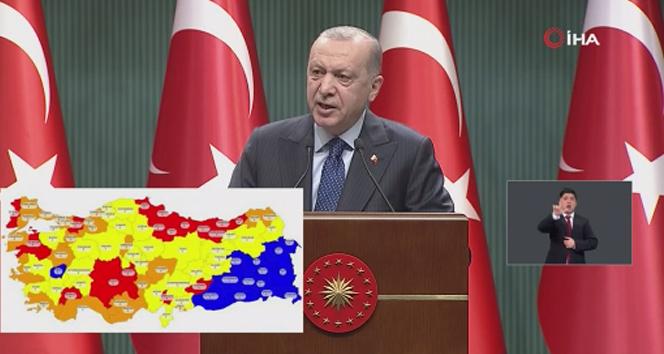 Cumhurbaşkanı Erdoğan: 'Cumhuriyetimizin 100. yılını sivil bir anayasa ile karşılayalım'