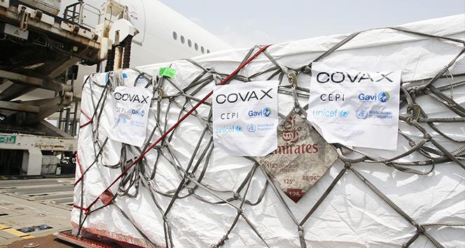 DSÖ: 'Afrika'da ilk COVAX kapsamında ilk Covid-19 aşıları uygulandı'
