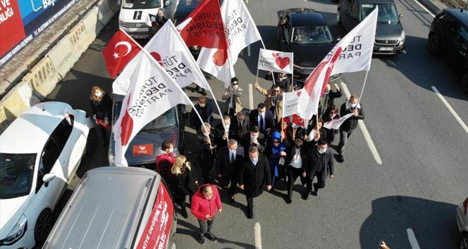Mustafa Sarıgül'den Trakya yolunda gövde gösterisi