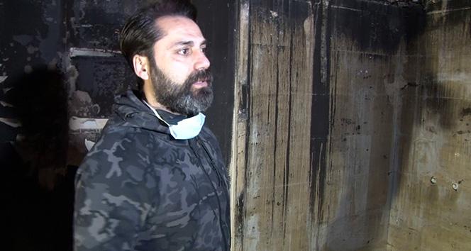 Çılgın Sedat'ın evinde çıkan yangının kesin nedeni ortaya çıktı